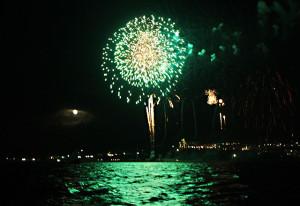 海洋博公園サマーフェスティバル 2013 花火大会